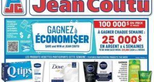 Circulaire Jean Coutu du 14 octobre au 20 octobre 2021