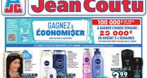 Circulaire Jean Coutu du 7 octobre au 13 octobre 2021