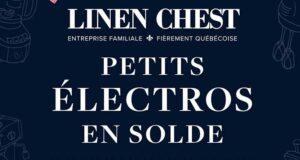 Circulaire Linen Chest du 20 octobre au 2 novembre 2021
