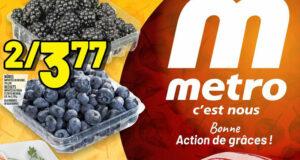 Circulaire Metro du 7 octobre au 13 octobre 2021