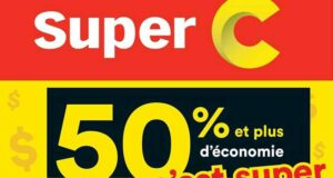 Circulaire Super C du 14 octobre au 20 octobre 2021