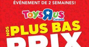 Circulaire Toys R Us du 14 octobre au 27 octobre 2021