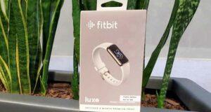 Gagnez un Fitbit Luxe en blanc