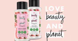 Échantillons gratuits de produits Love Beauty and Planet