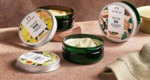 Échantillons gratuits des beurres corporels The Body Shop